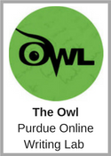 The Owl - Purdue Online Writing Lab