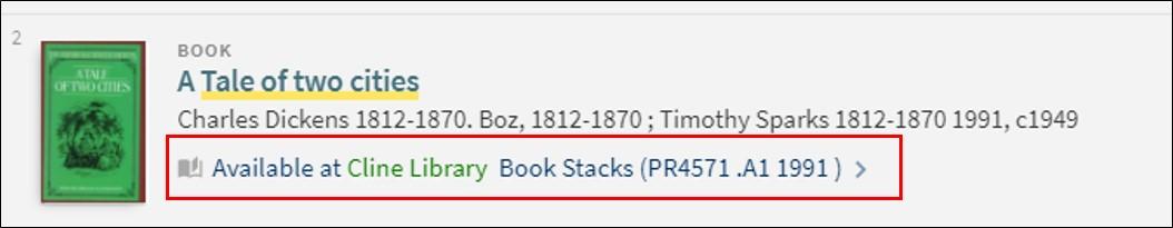 Book record