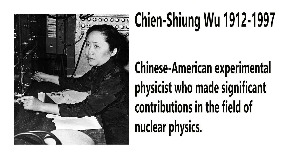 Wu scientist image