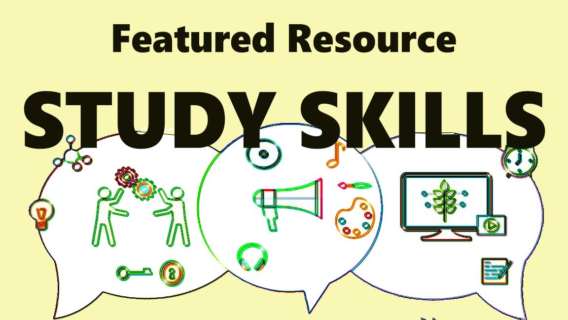 link to Madison College study skills guide