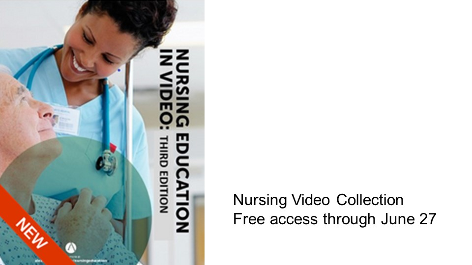 nursing video trial