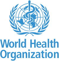Logo for WHO