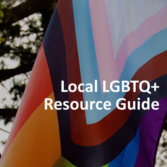 Link: Local LGBTQ+ Resource Guide