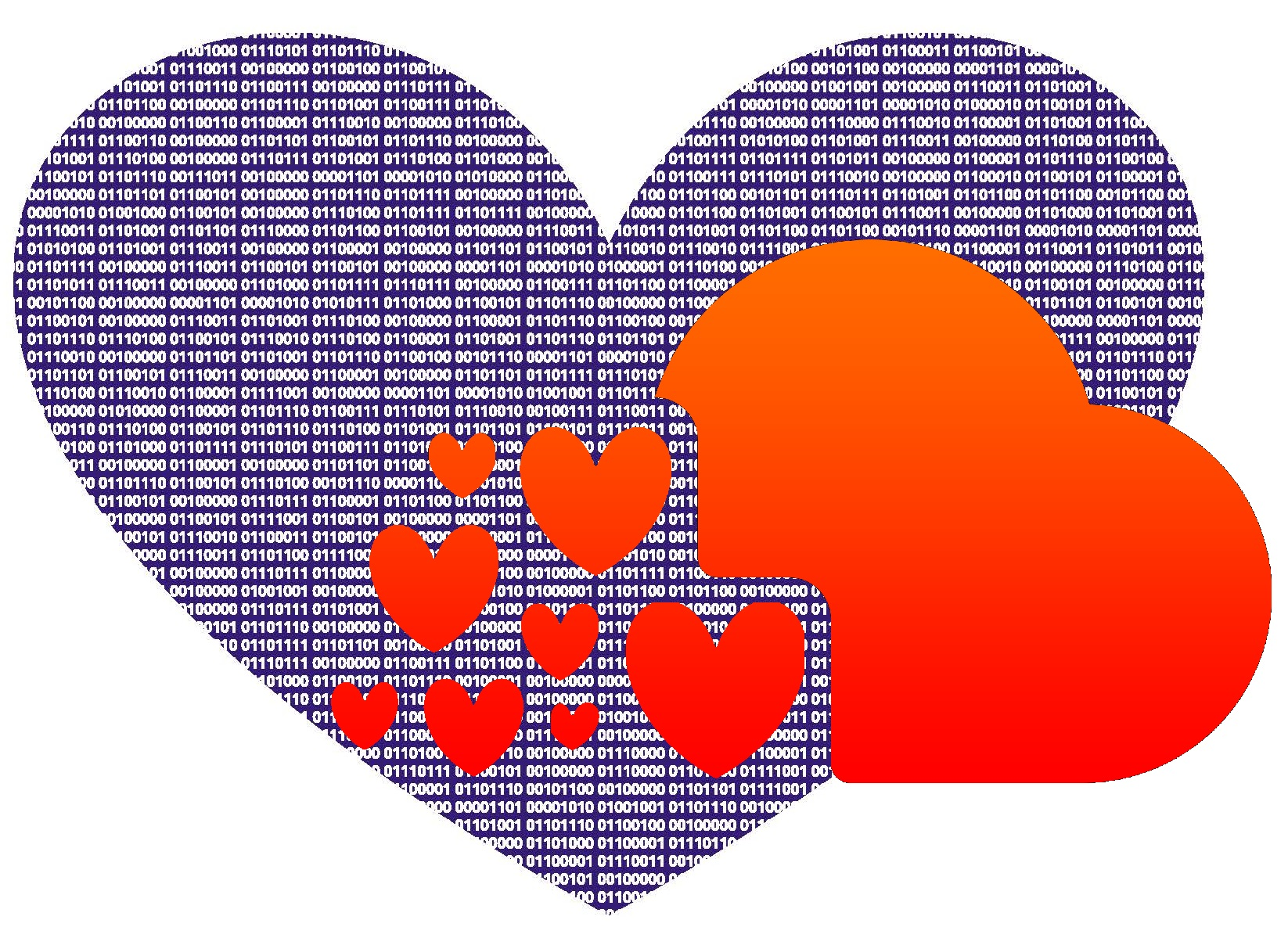 Love Data Month logo