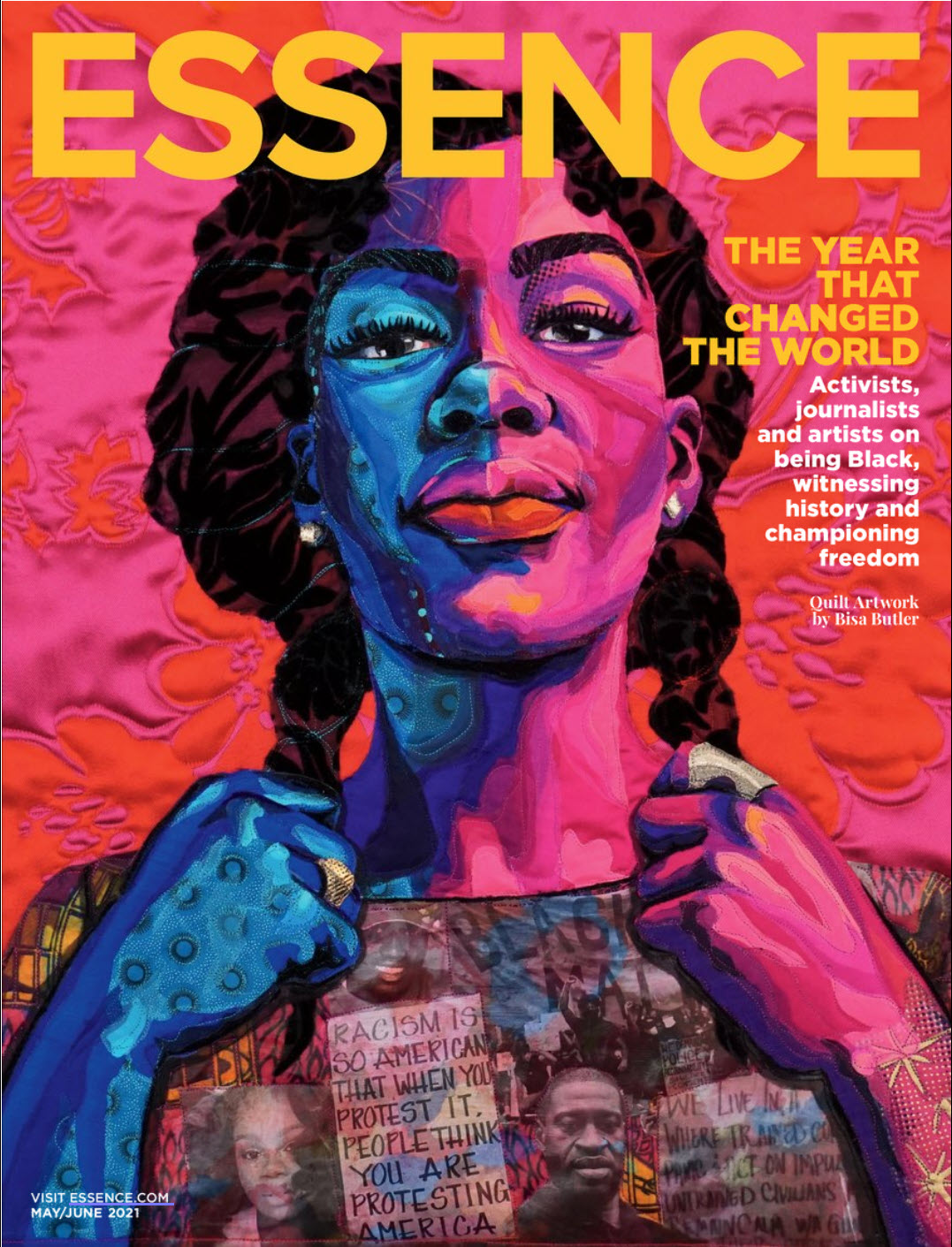 Essence Magazine May/June 2021