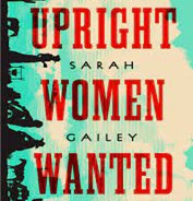 book cover image for Upright Women Wanted