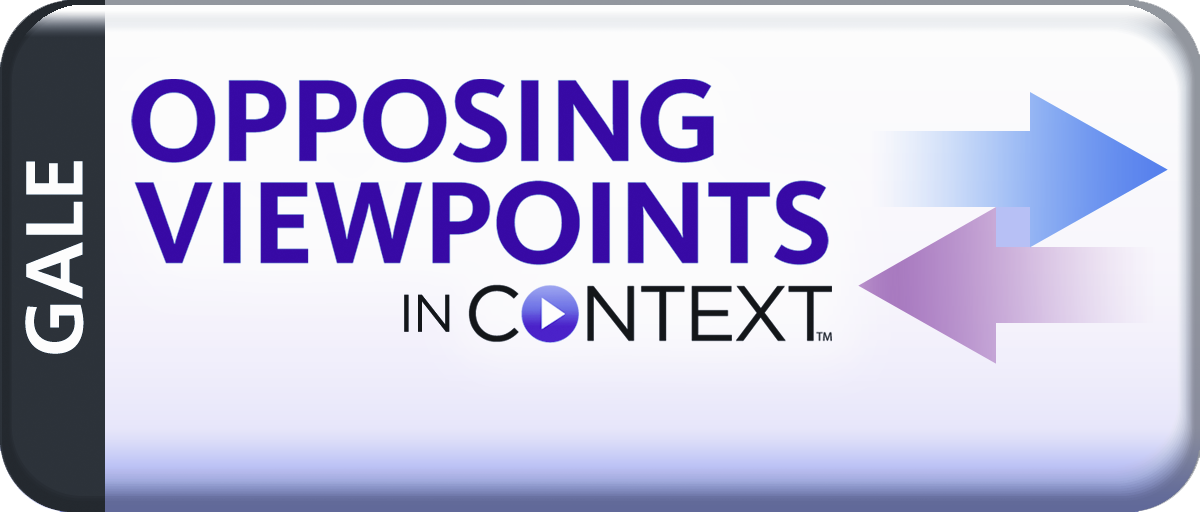 Opposing viewpoints link