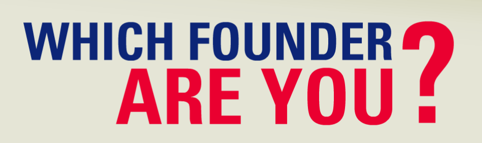 Which Founder are You Quiz logo