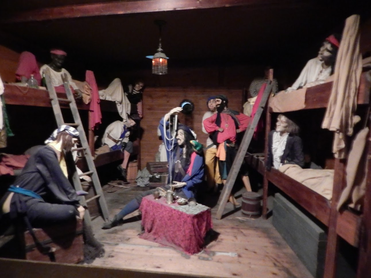 New England Pirate Musuem