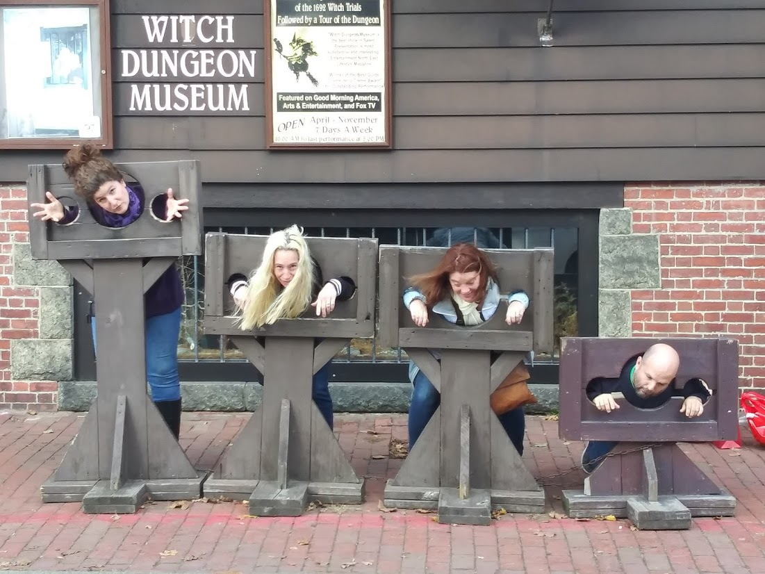 Witch Dungeon Museum, Salem