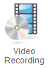 Video Recording Icon