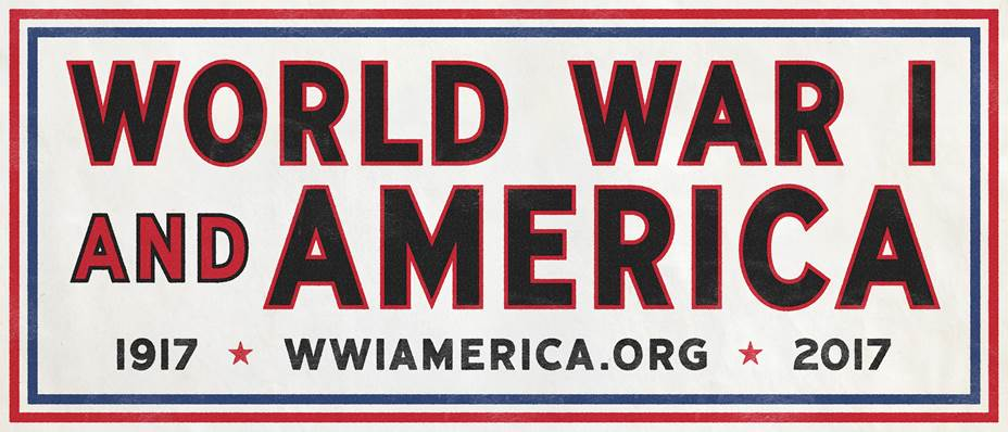World War I and America Logo