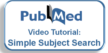 PubMed tutorial icon