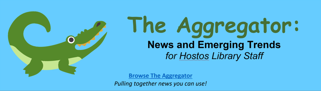 The Aggregator banner