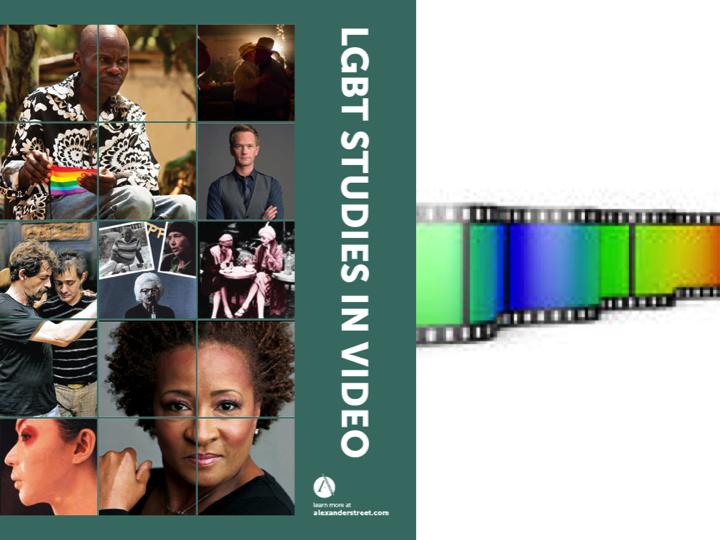 Alexander Street Press LGBT Studies in Film