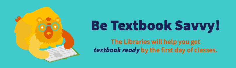 Be Textbook Savvy Click for Checklist