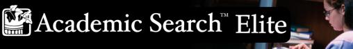 Academic Search Elite Logo