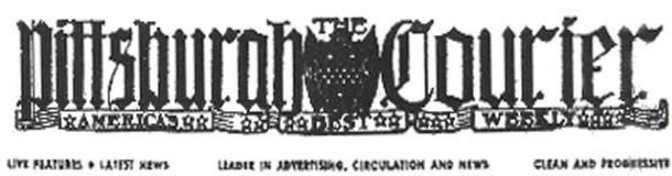 Pittsburgh Courier Logo