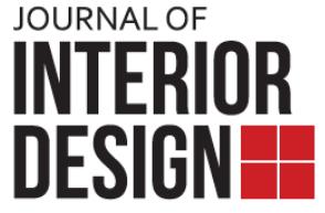 Logo for The Journal of Interior Design