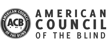 American Council of the Blind