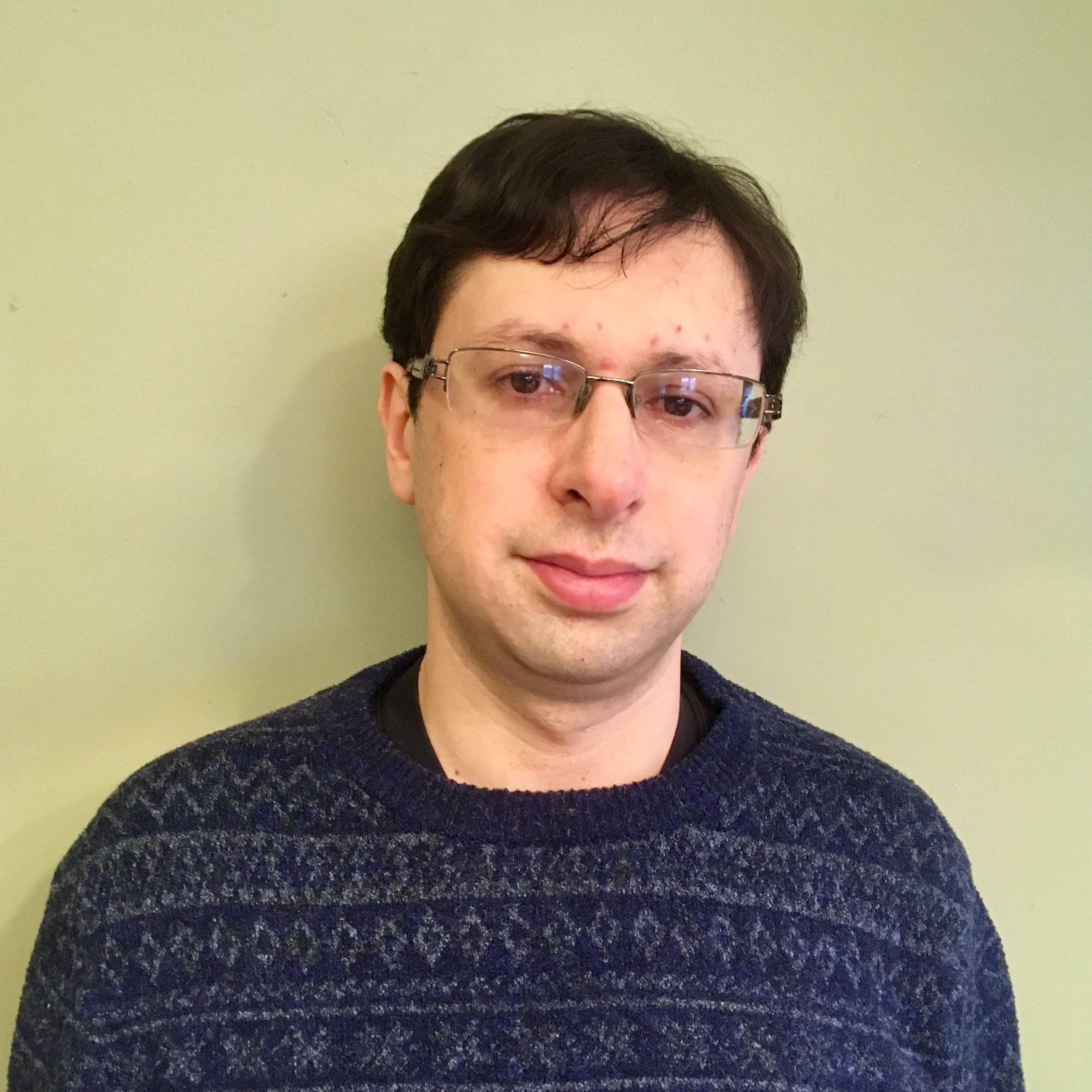 photo of Jeffrey Matrachisia