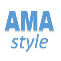 AMA Style Resources