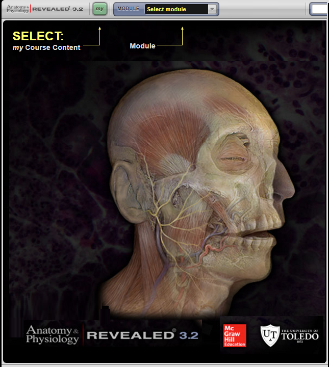 McGraw-Hill's Anatomy & Physiology Revealed image