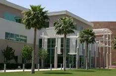 Arizona branch library building