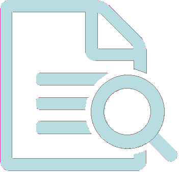 Online Research Icon Derived from Clix icon