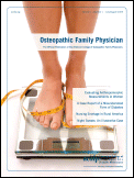 Osteopathic Family Physician