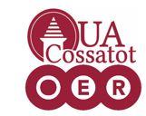 UA Cossatot logo with OER logo beneath it