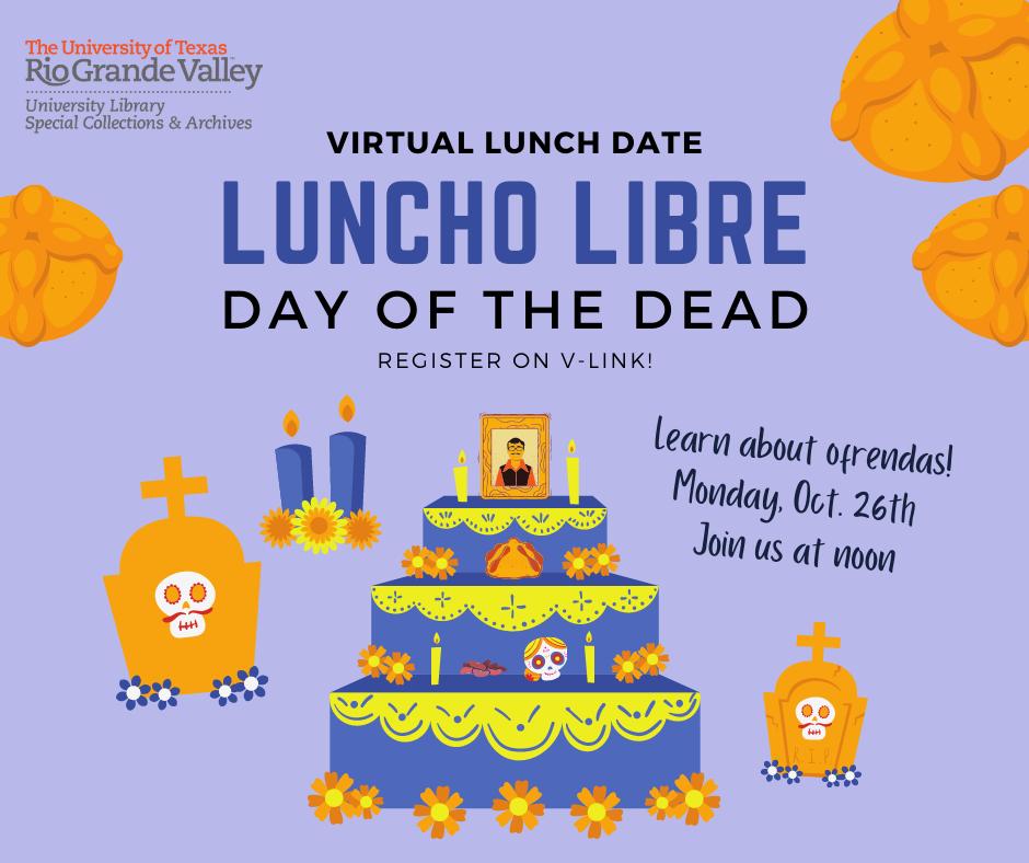 Luncho Libre Ofrenda