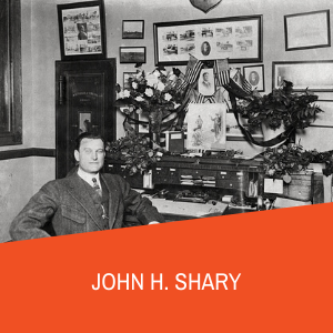 John H. Shary Research Guide