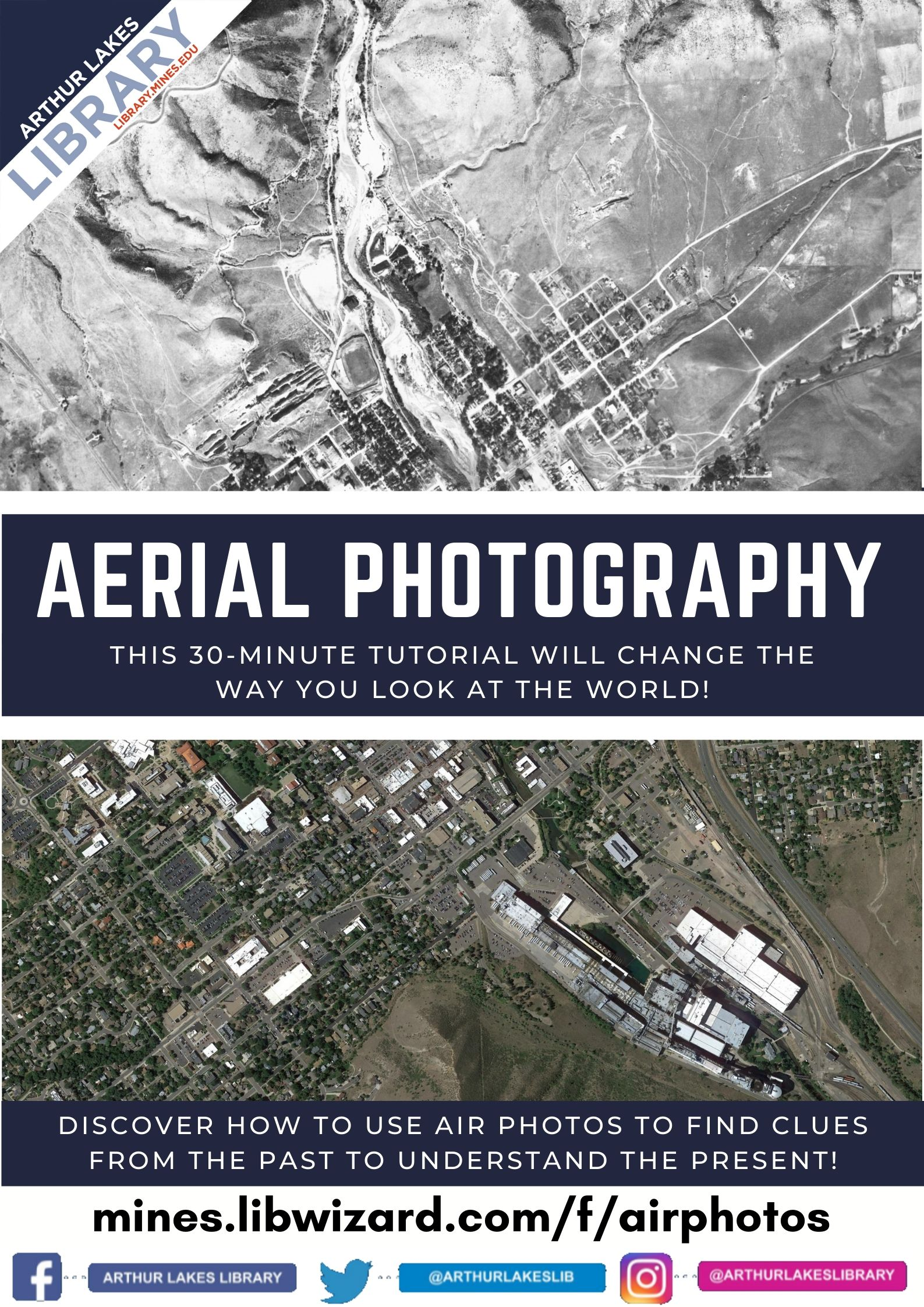Air photo tutorial