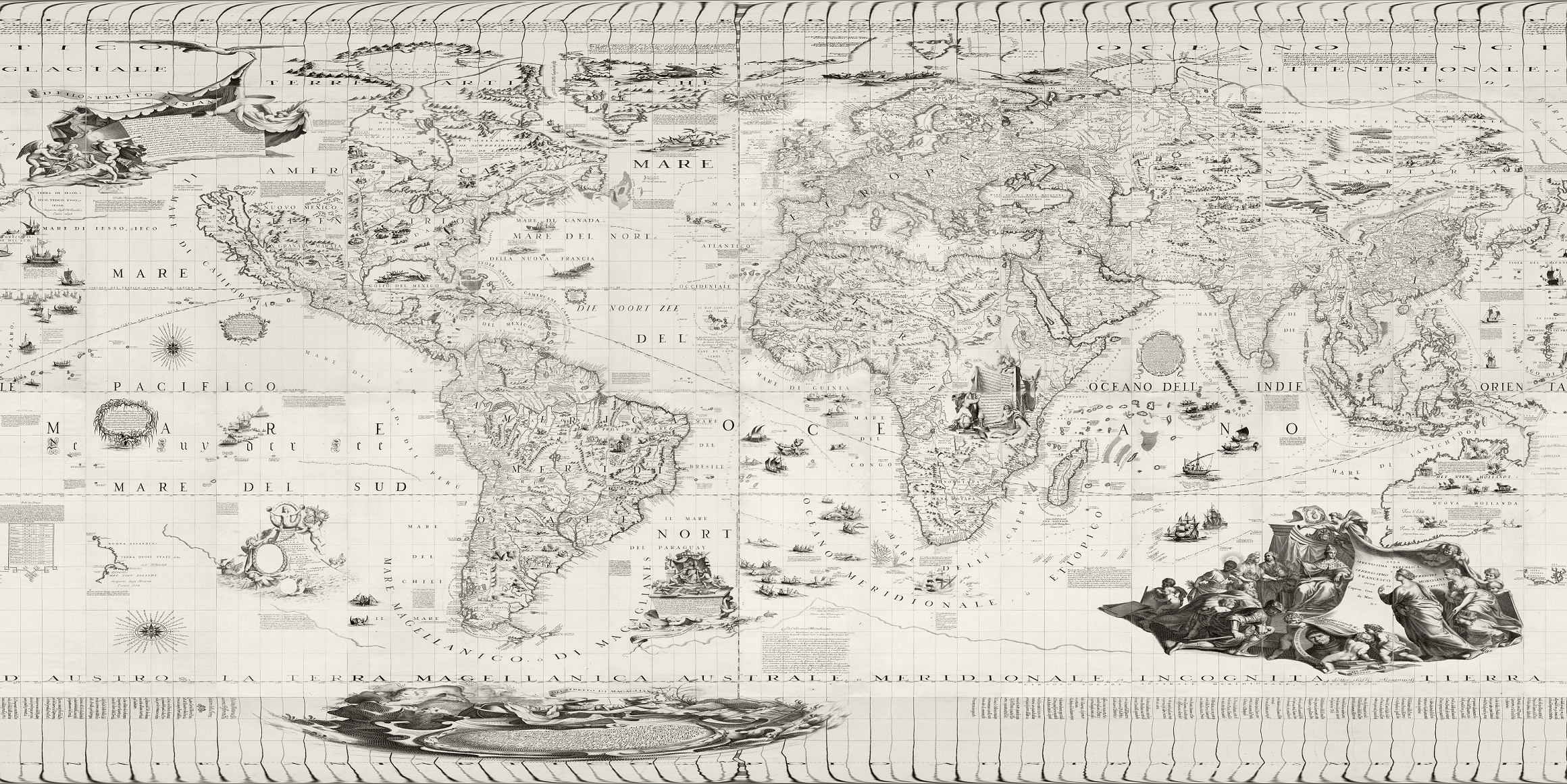 globe projection good