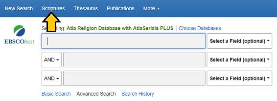 ATLA Scripture Index