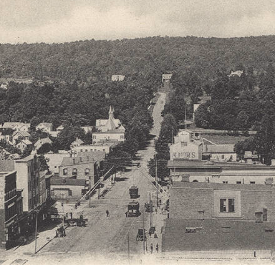 historic image of South Orange