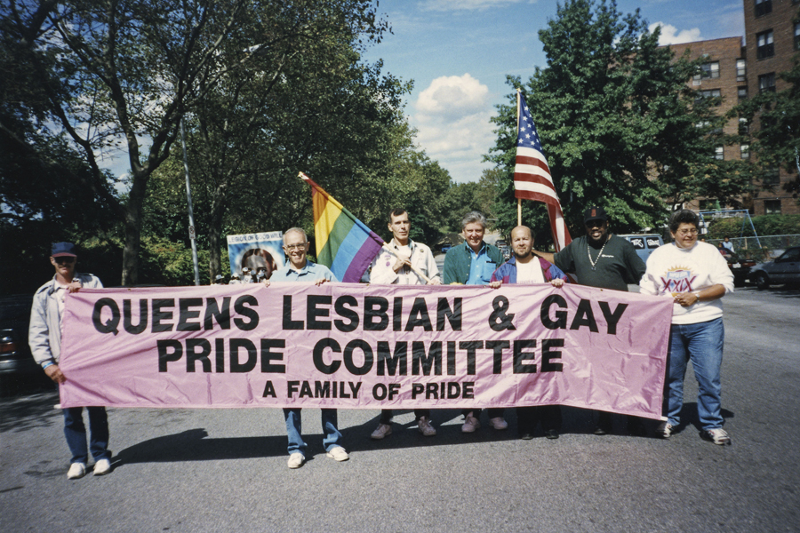 The Queens Lesbian & Gay Pride Committee