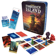 forbidden island board game