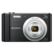 Sony DSCW800/B Digital Camera