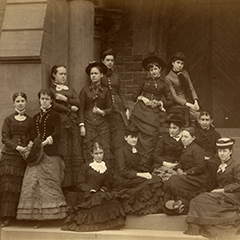 Class of 1882, Coeducation Collection