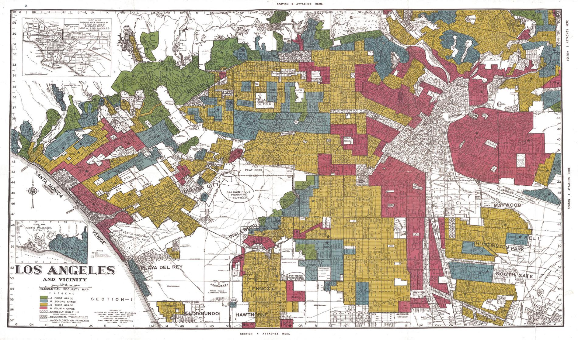 Mapping Inequality Project