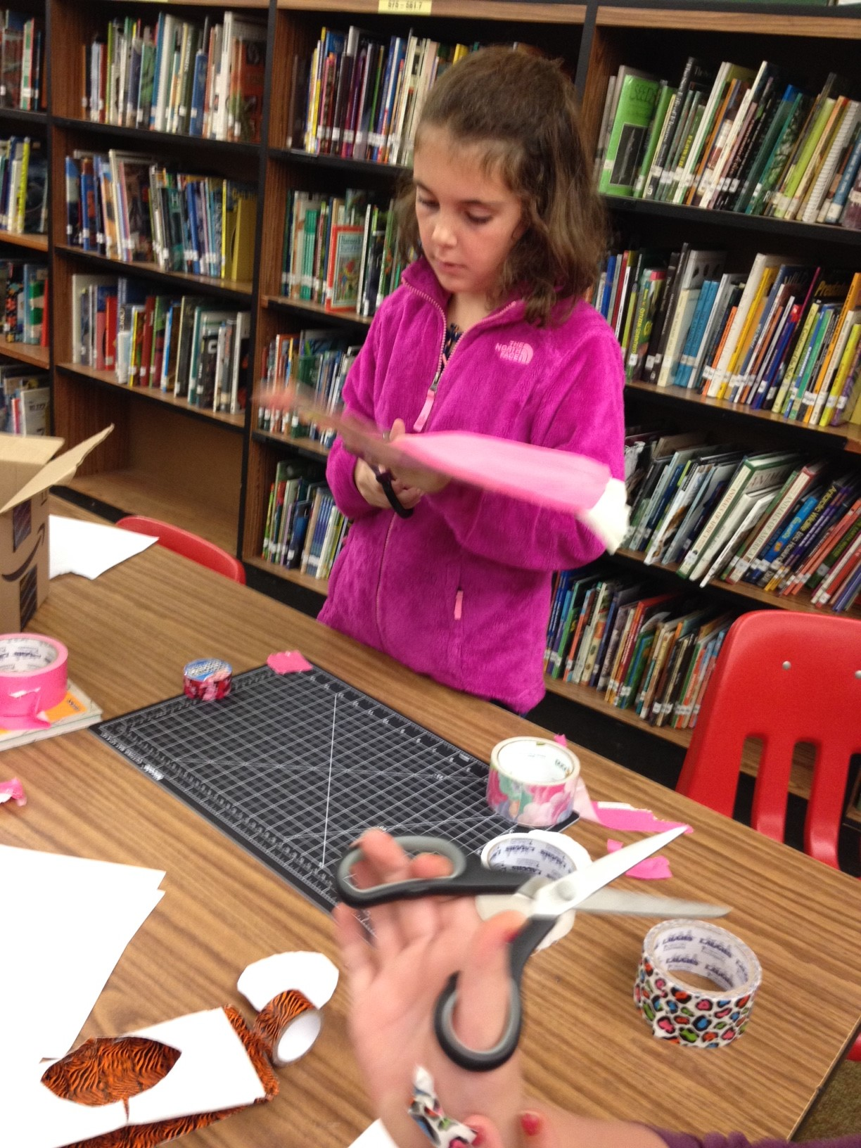 Makerspace activity