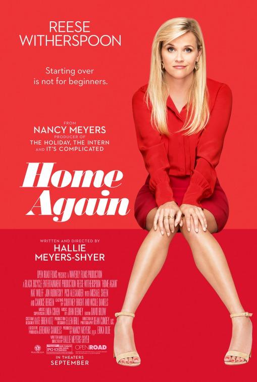 Feel Good Comedy Film Series - Home Again