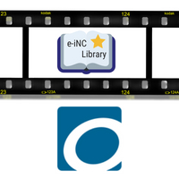 e-inc video logo