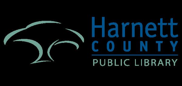 Harnett County Public Library Logo