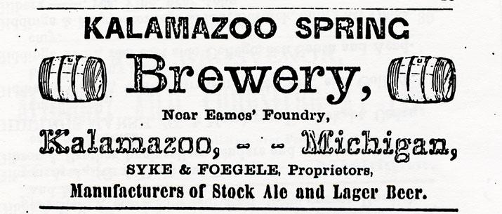 History of Kalamazoo Breweries