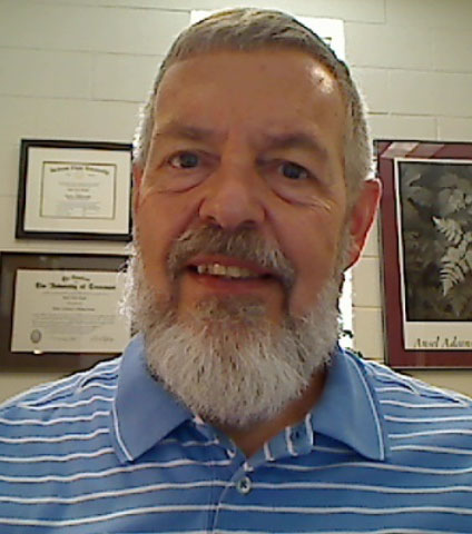 photo of dr. david wright