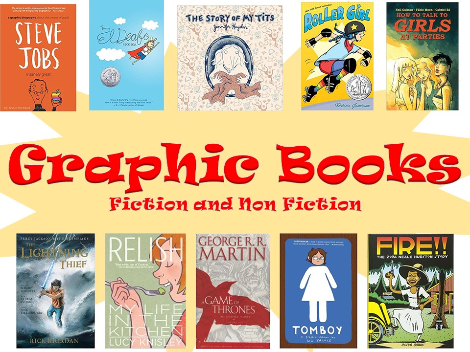 Graphic Books Pic