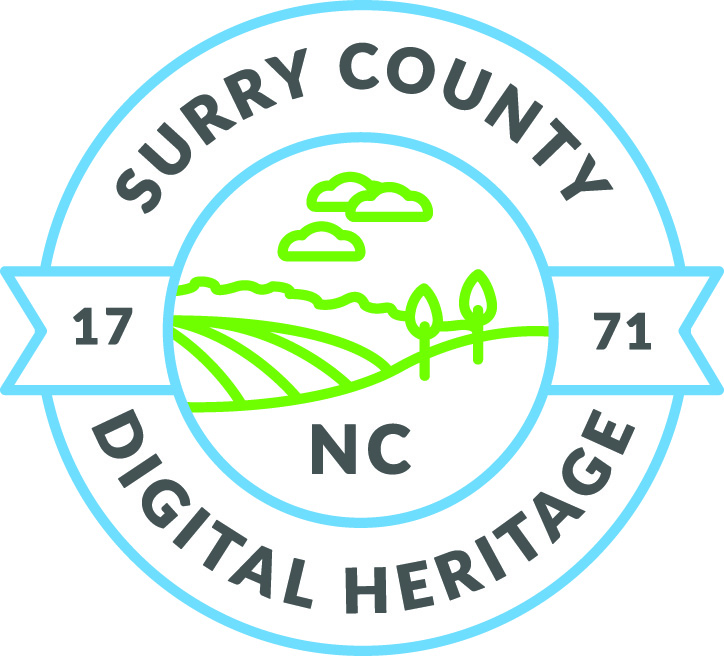 Surry_County_Digital_Heritage_Logo